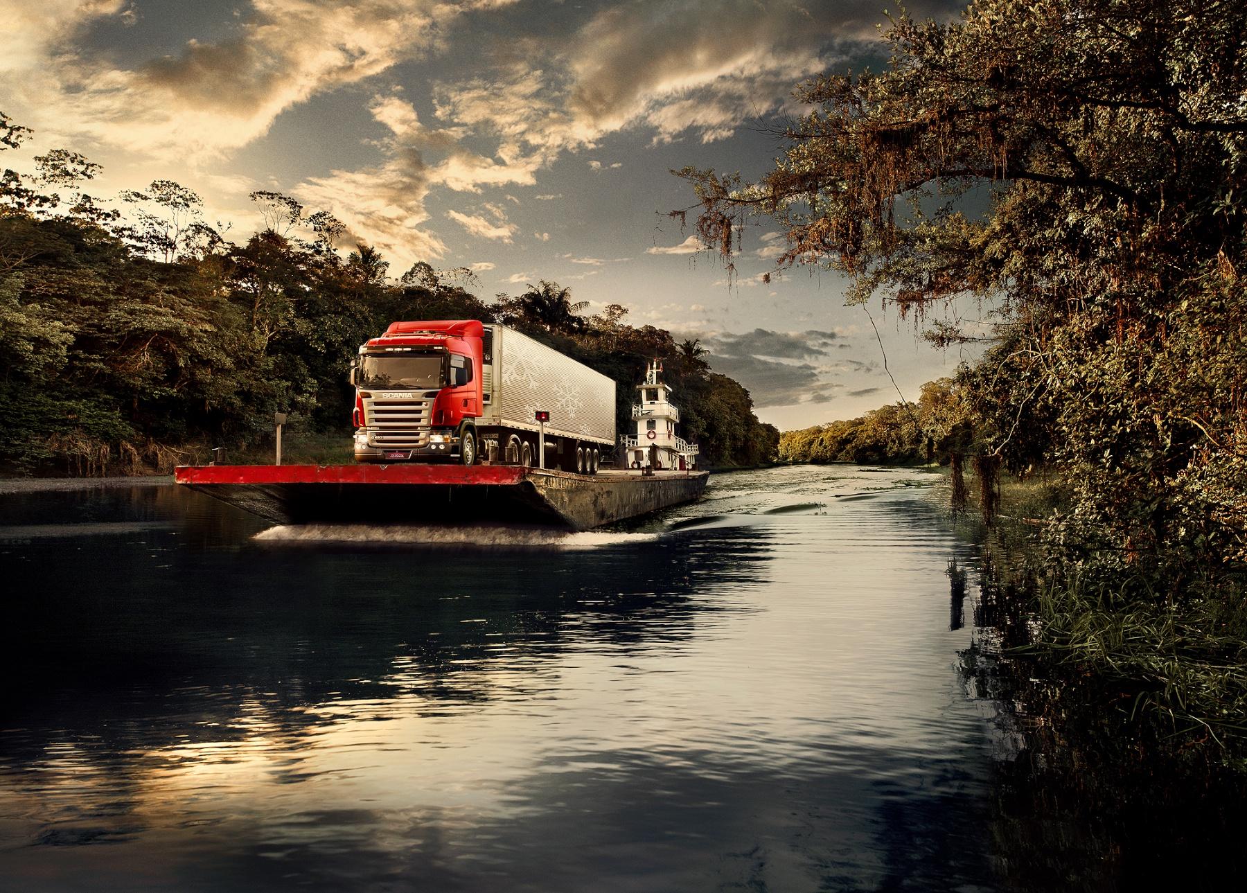Scania Amazonas